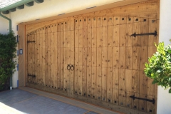 garage-door-wood-refinishing