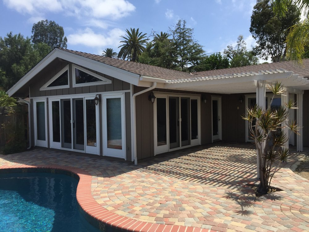Exterior House Painting San Diego