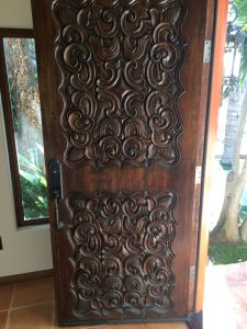 Wood Door refinishing