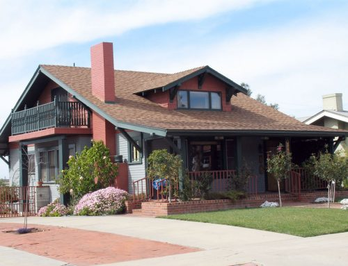 Historic Home Painting San Diego