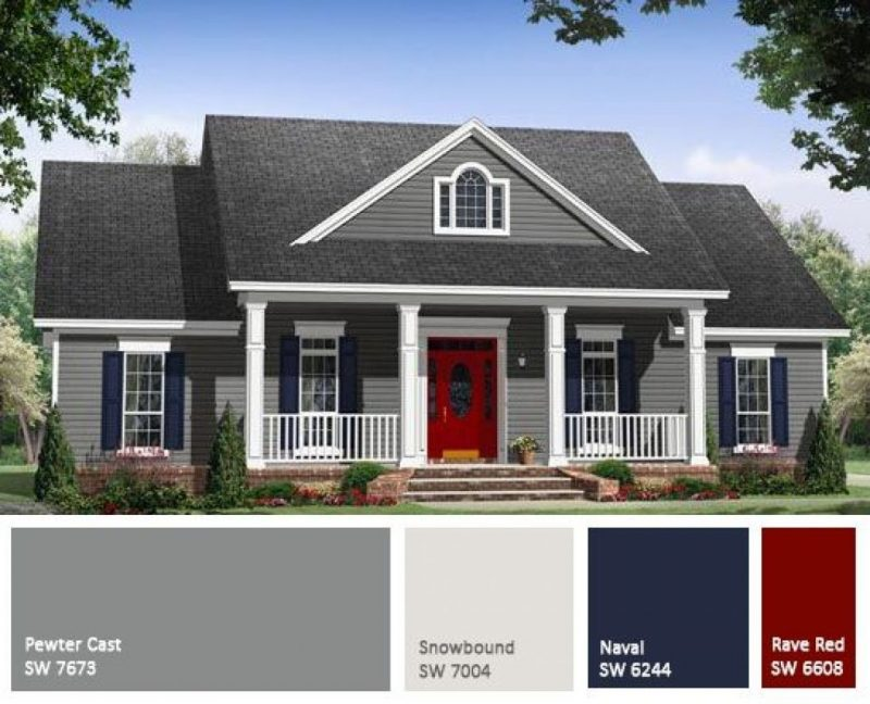 Perfect Residential Exterior Paint