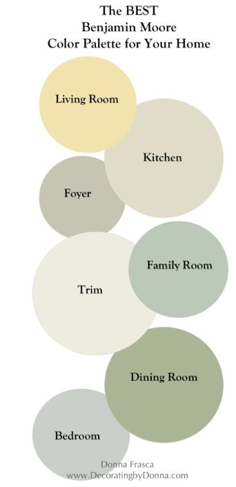 Choosing The Perfect Color Palette For Your Home