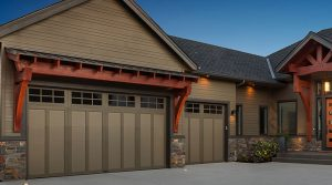 paint a garage door