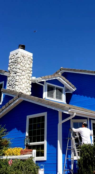 San Diego Exterior House Painting