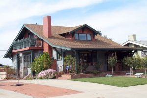 Historic Home Painting for your Craftsman