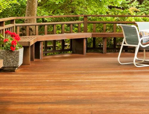 Deck Stain and Deck Care