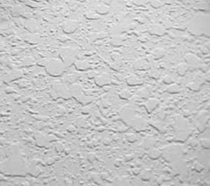 knock down drywall texture