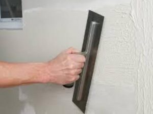 smooth drywall texture