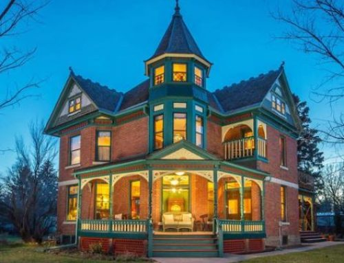 Painting A Historical Home