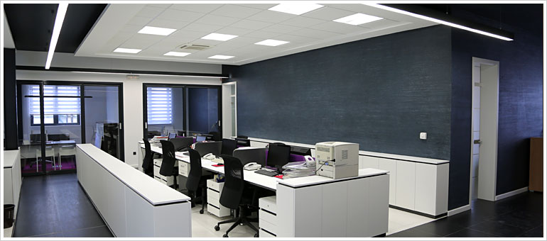 Paint Color for Your Commercial Office